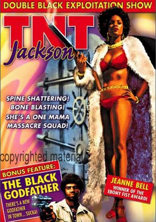 TNT Jackson/Black Godfather (Double Feature)