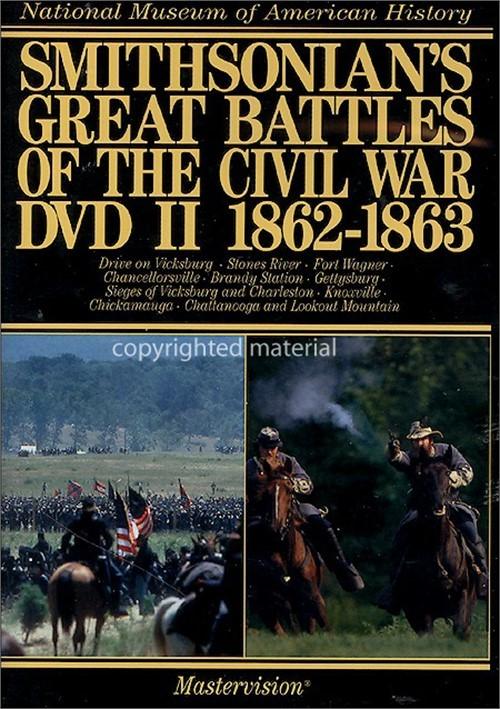 Smithsonians Great Battles Of The Civil War: Volume 2