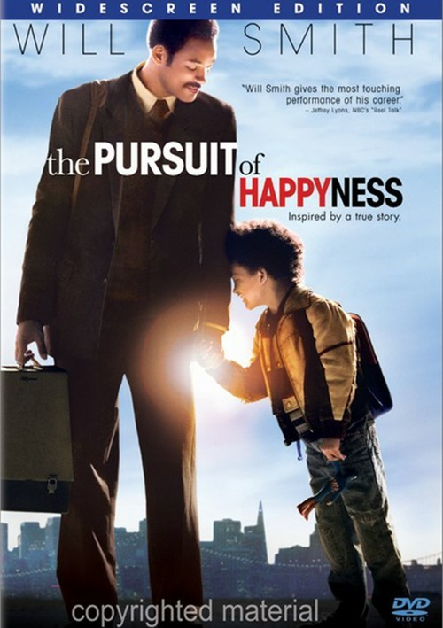 Pursuit Of Happyness, The (Widescreen)