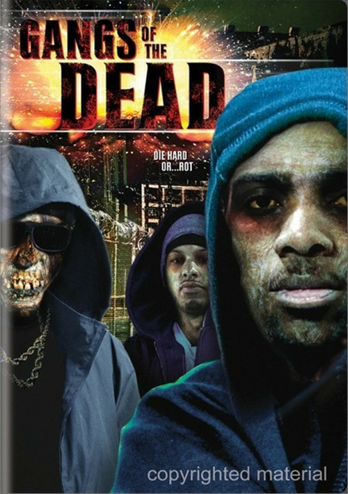 Gangs Of The Dead (Conservative Art)