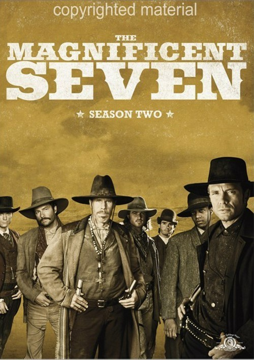 Magnificent Seven, The: Season Two