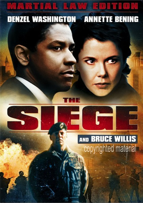 Siege, The: Martial Law Edition