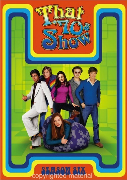 That 70s Show: Season Six