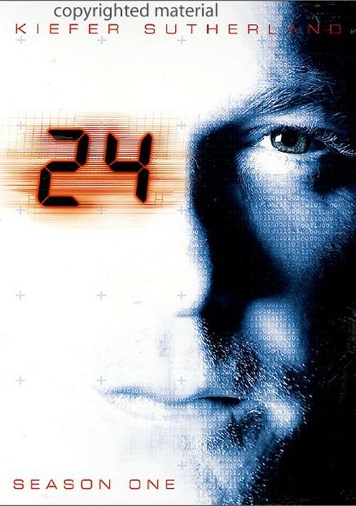 24: Season One (Repackage)