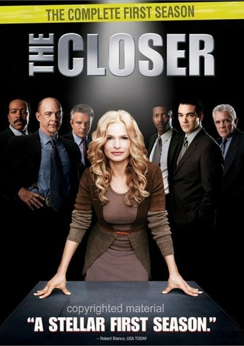Closer, The: The Complete First & Second Seasons