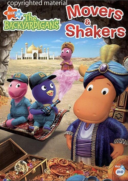 Backyardigans, The: Movers & Shakers