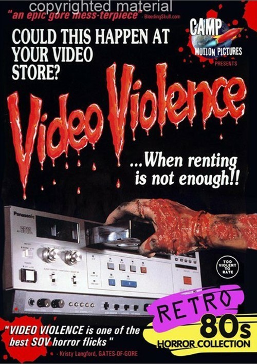 Video Violence / Video Violence 2 (Double Feature)