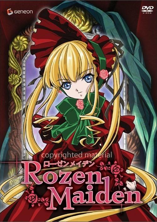 Rozen Maiden: Volume 1- Doll House