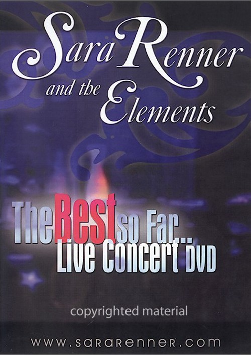 Sarah Renner & The Elements: The Best So Far