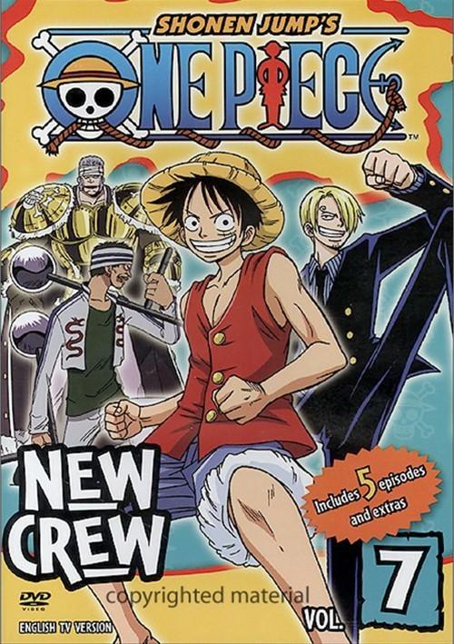 One Piece: Volume 7 - New Crew