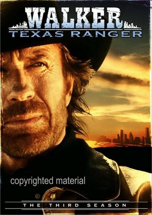Walker, Texas Ranger: The Third Season