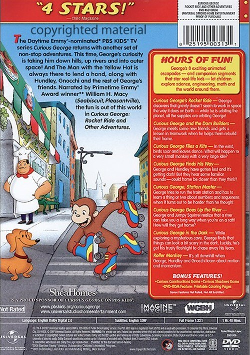 Curious George: Goes To The Doctor And Lends A …