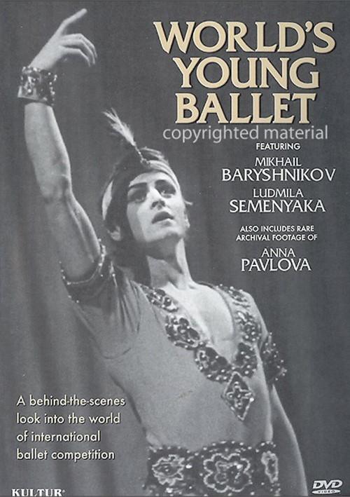 Worlds Young Ballet: Mikhail Baryshnikov