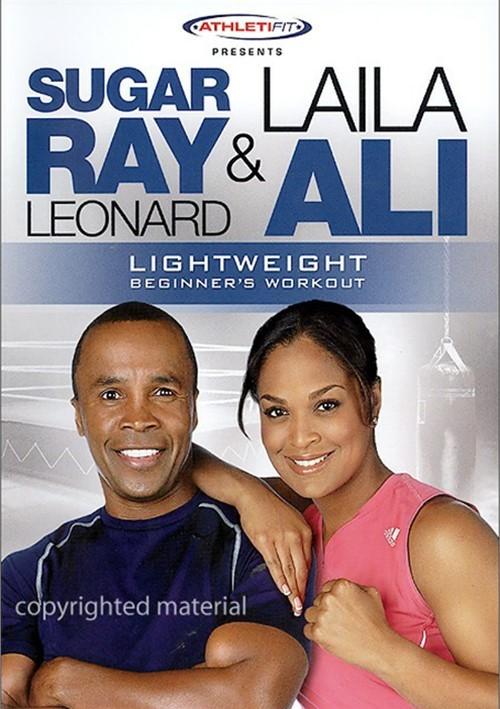 Sugar Ray Leonard & Laila Ali: Lightweight Beginners Workout