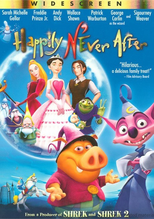 Happily NEver After (Widescreen)