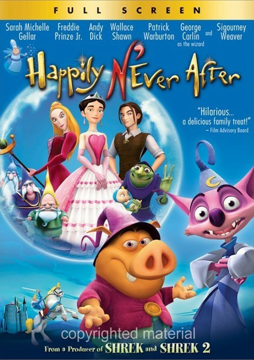 Happily NEver After (Fullscreen)
