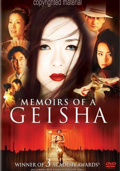 Memoirs Of A Geisha (Single Disc)