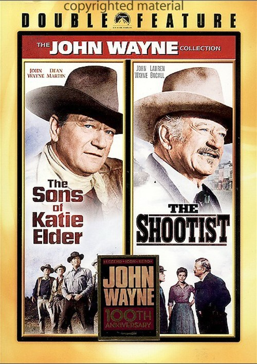 Sons Of Katie Elder, The / The Shootist (Double Feature)