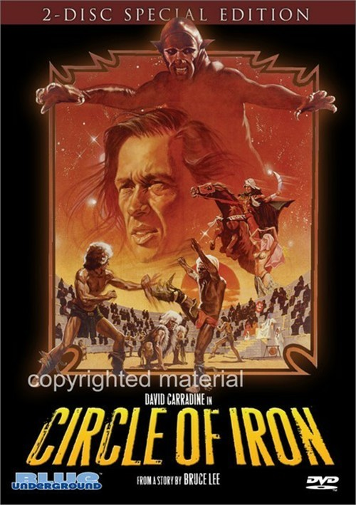 Circle Of Iron: 2-Disc Special Edition