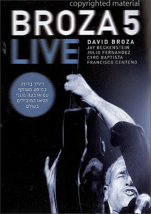 Broza 5: Live