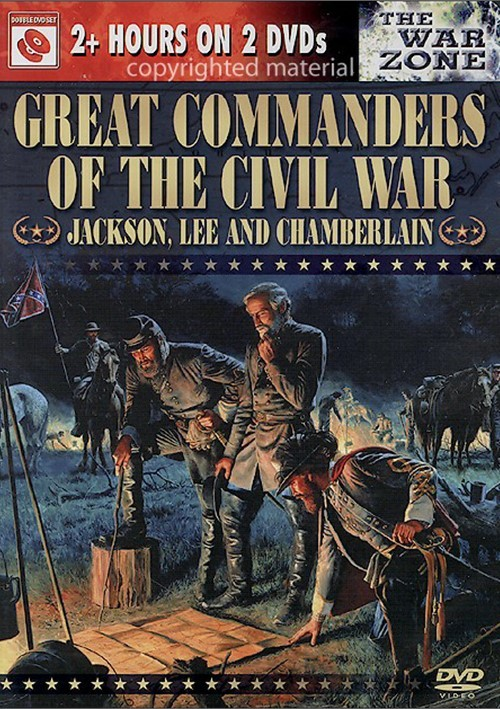 War Zone: Great Commanders Of The Civil War