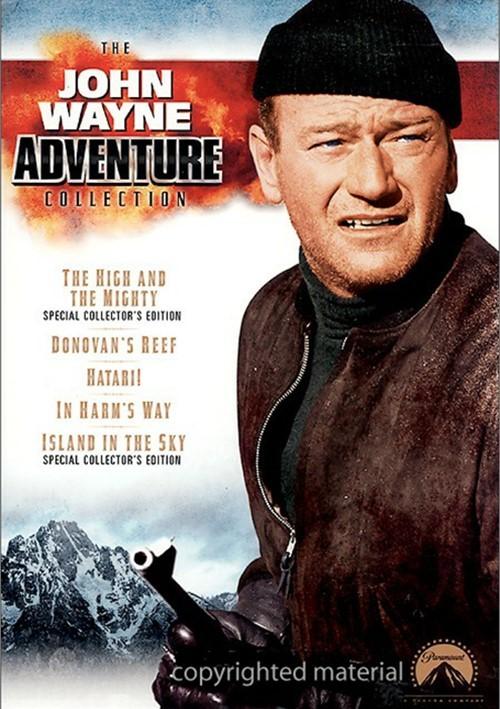 John Wayne Adventure Collection