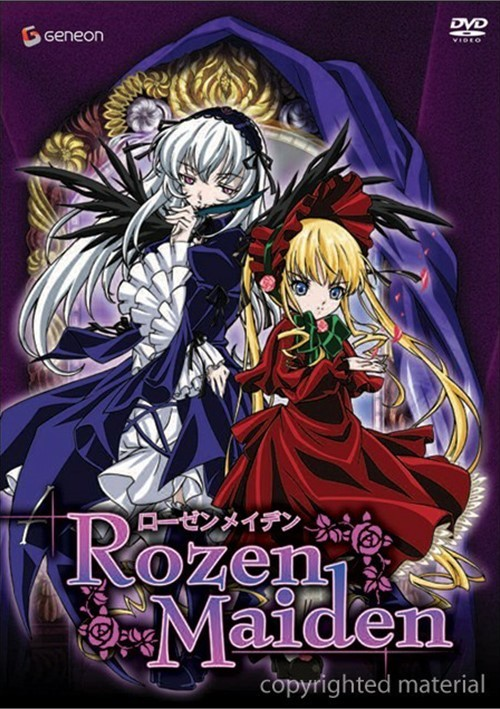 Rozen Maiden: Volume 2 - Maiden War