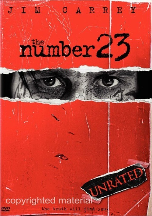 Number 23, The: Unrated