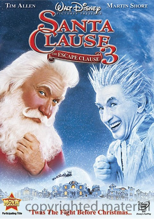 Santa Clause 3, The: The Escape Clause