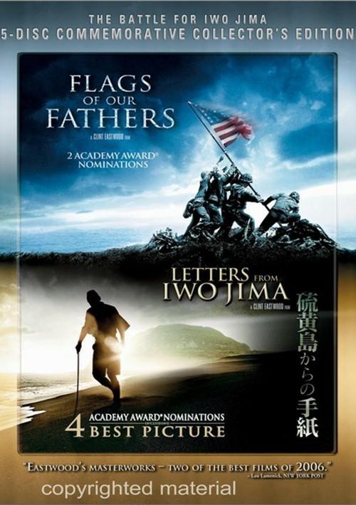 Battle For Iwo Jima, The: 5-Disc Commemorative Collectors Edition