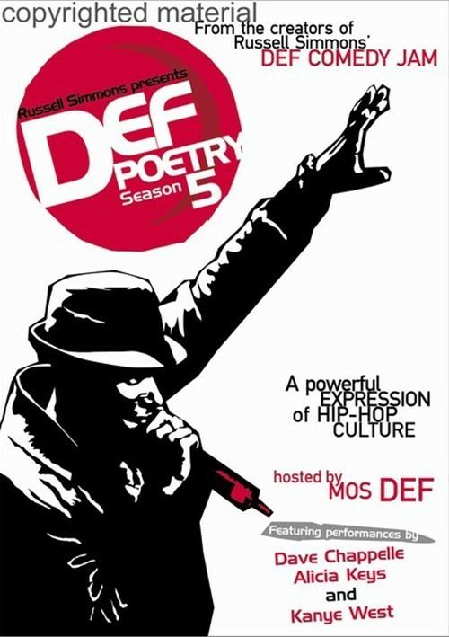 Russell Simmons Presents: Def Poetry - Season 5