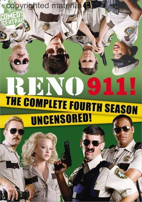 Reno 911: The Complete Fourth Season