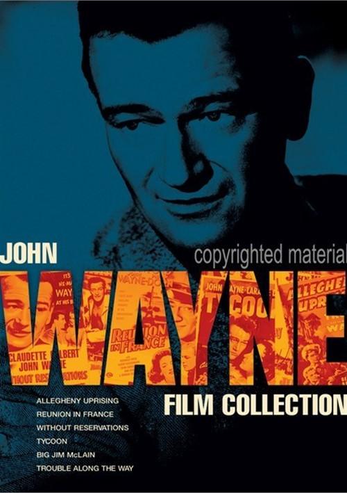 John Wayne Film Collection, The