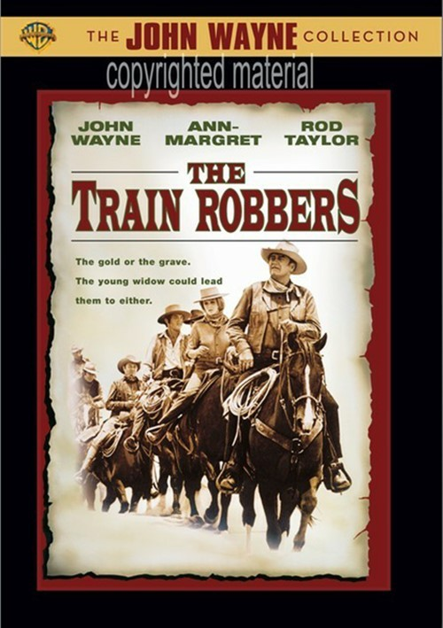 Train Robbers, The