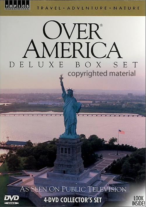 Over America: Deluxe Box Set