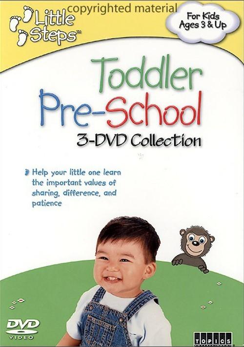 Little Steps: Toddler Pre-School