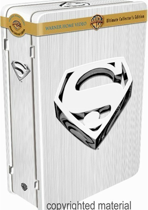 Superman Ultimate Collectors Edition
