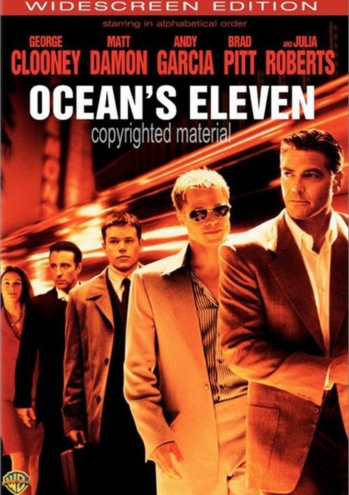 Oceans Eleven (Widescreen)