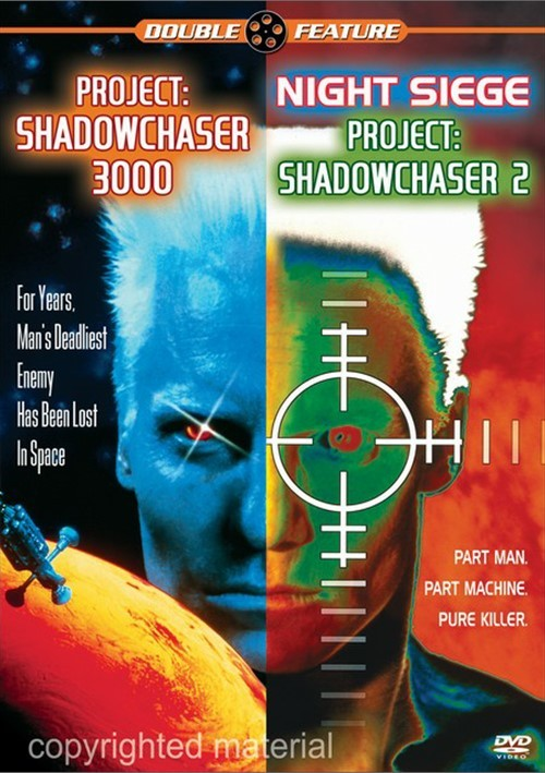 Project: Shadowchaser 3000 / Night Siege - Project: Shadowchaser II (Double Feature)