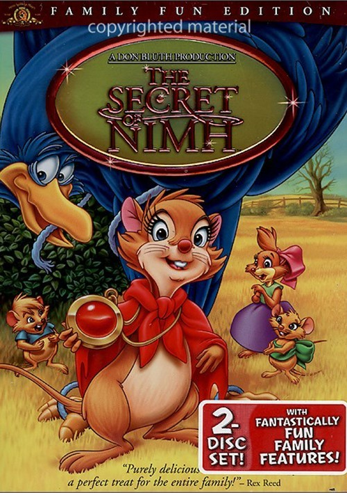 Secret Of NIMH: The Family Fun Edition