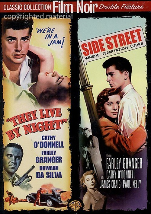 They Live By Night / Side Street (Double Feature)