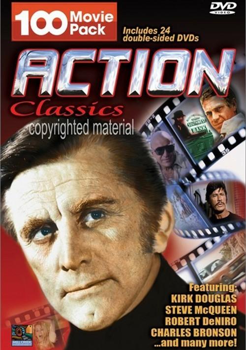 Action Classics: 100 Movie Pack