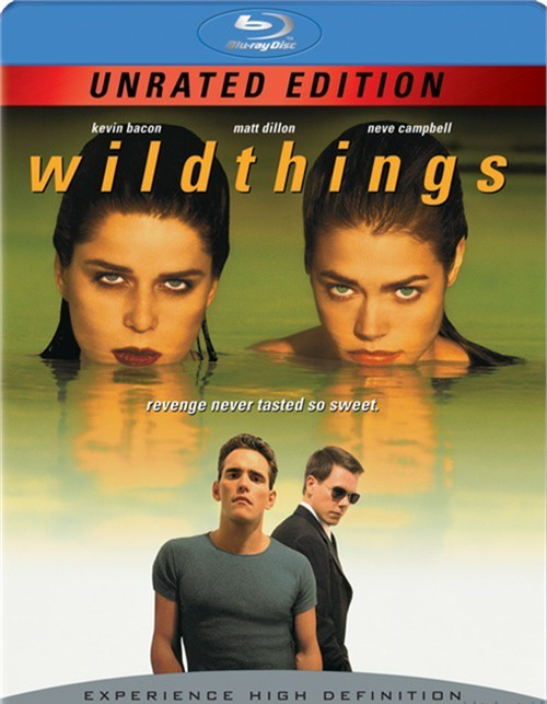 Wild Things: Unrated Edition (Blu-ray 1998) | DVD Empire