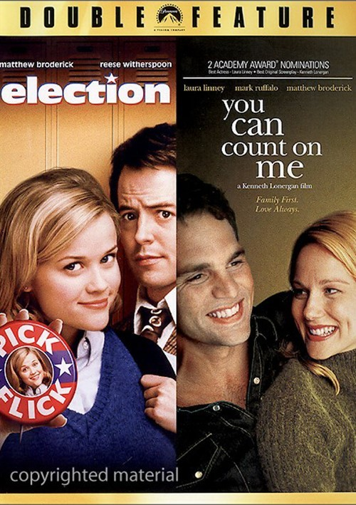 Election / You Can Count On Me (Double Feature)