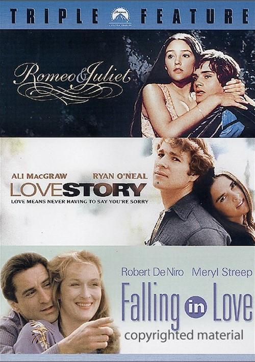 Romeo & Juliet / Love Story / Falling In Love (Triple Feature)