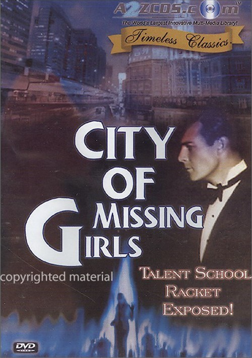 City Of The Missing Girls