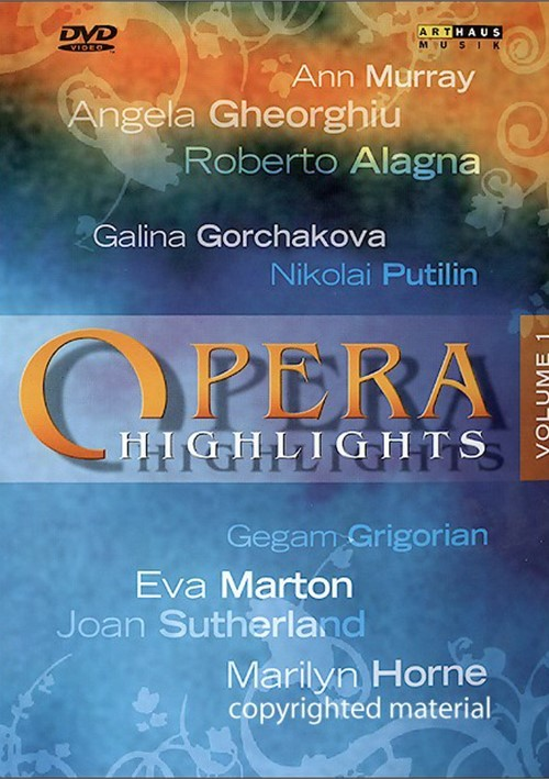 Opera Highlights: Volume 1