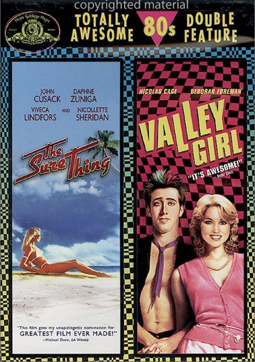 Sure Thing, The / Valley Girl (Double Feature)