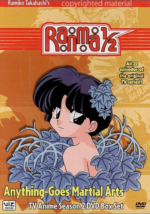 Ranma 1/2: Season 2 - Anything Goes Martial Arts 2007