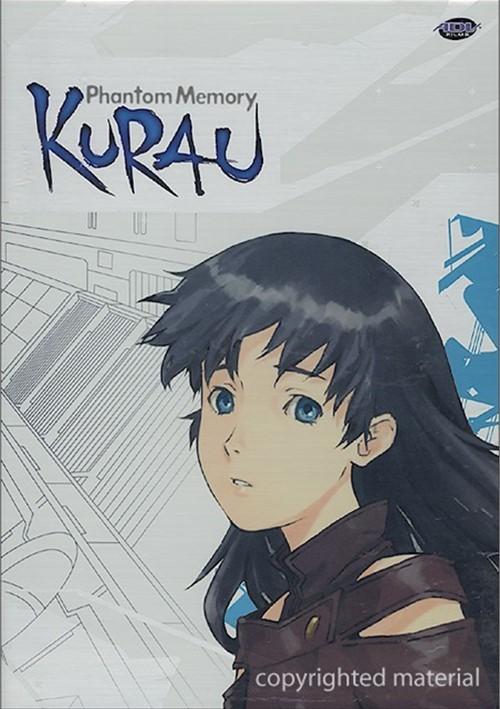 Kurau Phantom Memory: Double Jeopardy - Volume 2 (Collectors Box)